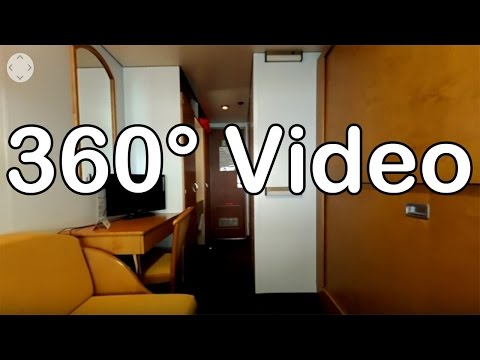 360 Grad Video: Kabine 256, Kat. G - MS Sofia
