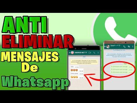 Baixar whatsapp - Recuperar mensajes de Whatsapp Eliminados / muy Facil