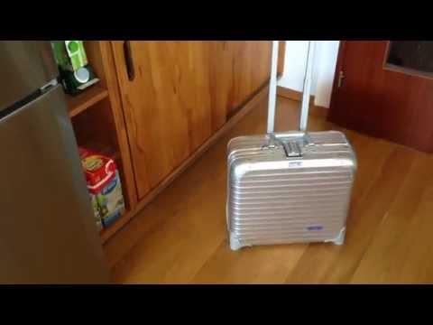 Erfahrung: Rimowa Business Trolley an der Schule?