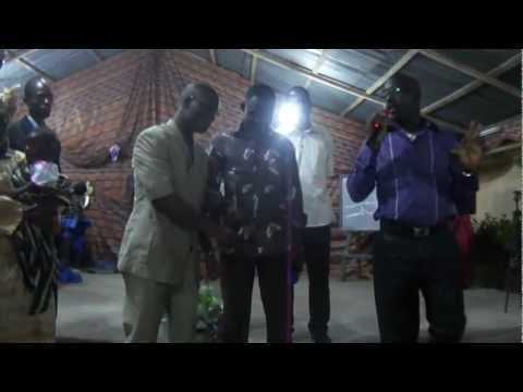 Testimony of the witch who gave his life to Christ in Togo seminar