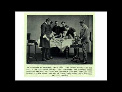 Lister  's Legacy: 100 Jahre - Prof James Garden
