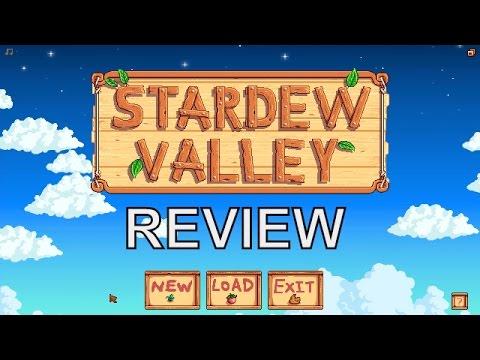 обзор Stardew Valley