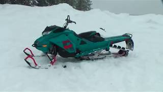 6. 2019 Ski-Doo Freeride 850 E-TEC 165