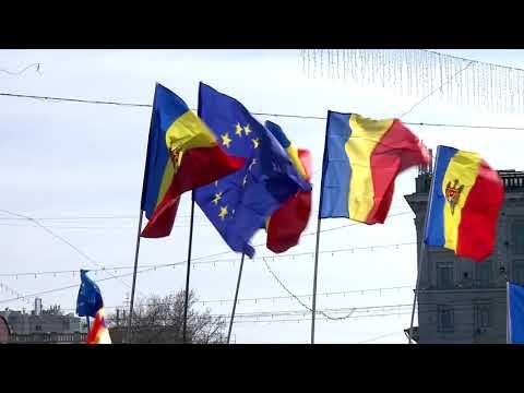 Президент Майя Санду «Мы благодарны Румынии и всему Европейскому Союзу за помощь»