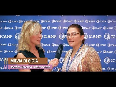 Icamp Congress 2018 - Milvia Di Gioia #dentistabari