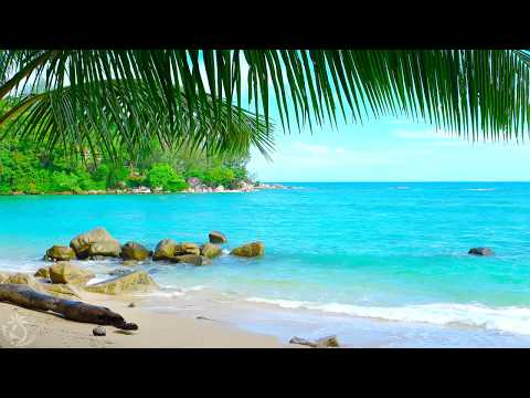 🎧 Tropical Island Beach Ambience Sound - Thailand Ocean Sounds For Relaxation And Holiday Feeling