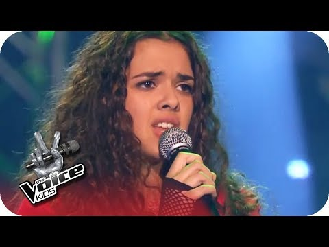 Fergie - Big Girls Don't Cry (Shanice) | Blind Auditions | The Voice Kids 2016 | SAT.1
