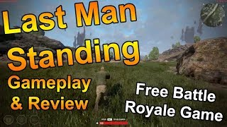Another Friday, another free to play game. This time it's Last Man Standing, an no Tim Allen isn't involved. Last Man Standing is...