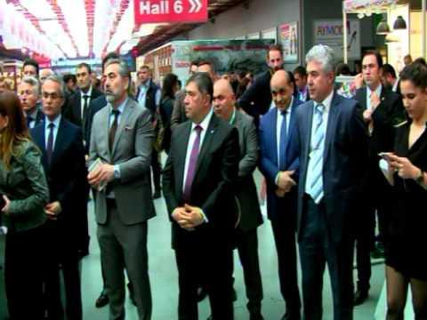 Türkiye Ayakkabı Sanayicileri Derneği Ayakkabı Fuarı 07-04-2017