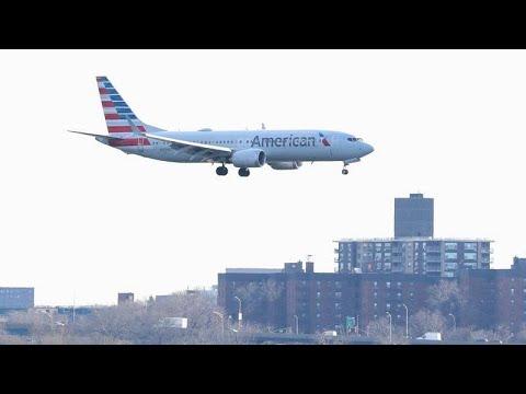 Και στις ΗΠΑ καθηλώνονται τα Boeing 737 MAX