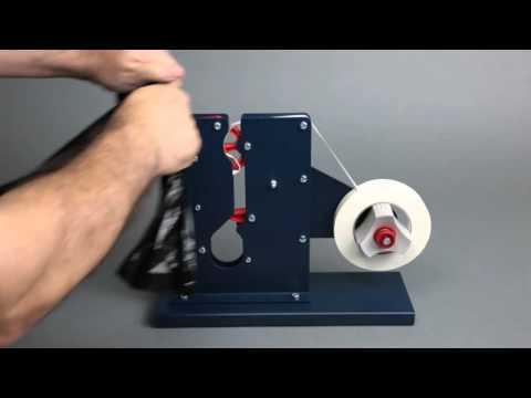 Tach-It E9 Large Capacity Tape Bag Sealer