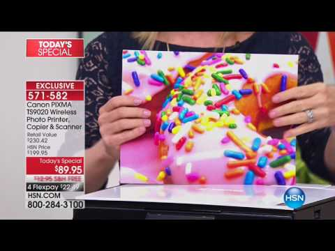 HSN | Home Office featuring Canon 08.11.2017 - 12 AM