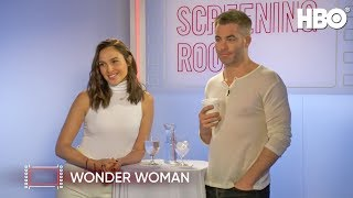 Nonton Wonder Woman Interview with Gal Gadot (HBO) Film Subtitle Indonesia Streaming Movie Download