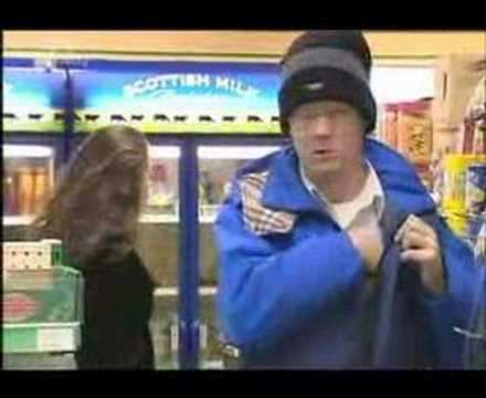 Ladrón de supermercados, jeje