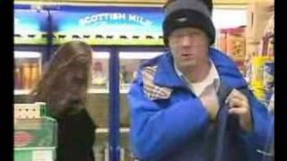 Zloděj v obchodě