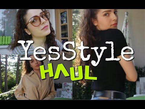YesStyle Haul