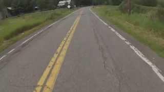 Lake Ariel (PA) United States  City pictures : Bike ride to Waymart, PA 1/3