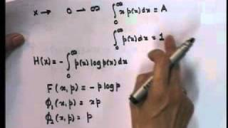 Mod-01 Lec-29 Differential Entropy And Evaluation Of Mutual Information