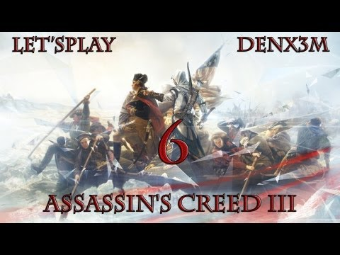 #112 Assassin's Creed III (Гадзидзио) Прохождение от DenX3m