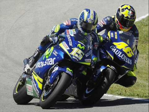 video tributo alla carriera di valentino rossi