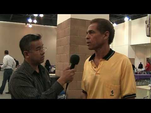 Jim Kelly Interview 2010 (Part 1): Talks John Saxon, Internet rumors ...