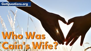 Who was Cain's wife? Was Cain's wife his sister? Knowing what the Bible says about incest, and intermarriage relationships,...