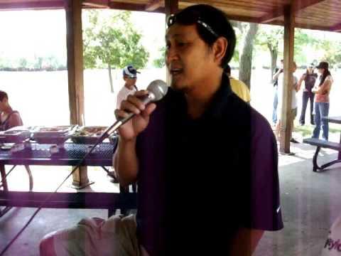 PBUSA Reunion 2009 - Fr. Edick Monreal Sings Kahit Isang Saglit (видео)