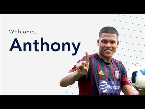 Video: Welcome, Anthony!