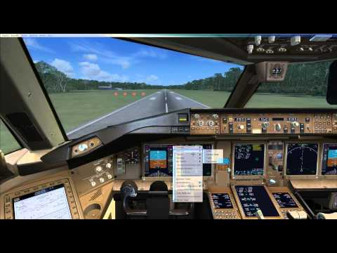 airliners - In this second part of my FSX freeware project I look at some of the freeware airliners I could find. This is the result of only a few days of looking and if...