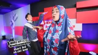 Video HARI INI! Blind Auditions Eps. 7 | The Voice Kids Indonesia Season 2 GlobalTV 2017 MP3, 3GP, MP4, WEBM, AVI, FLV Oktober 2017