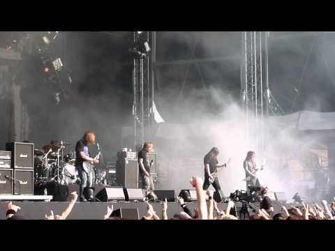 At The Gates - Need (Live at Tuska 2011)