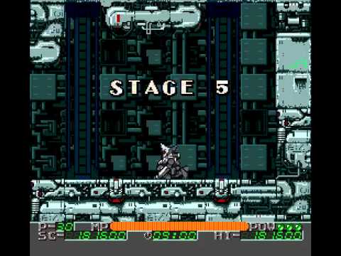 Turrican PC Engine