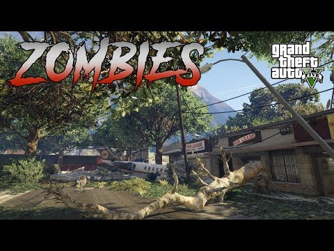 GTA 5 Roleplay - Zombie Survival RP!