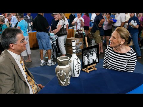 Preview: Picasso Madoura Pottery, ca. 1954 | Vintage Tucson 2021, Hour 1 | ANTIQUES ROADSHOW | PBS