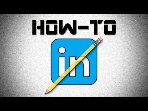 How to Publish a Post on Linkedin