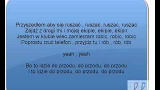 Taio Cruz - Dynamite napisy pl