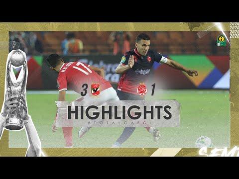 Al Ahly SC 3-1 Wydad AC | HIGHLIGHTS | Semi-Final Second Leg | TotalCAFCL