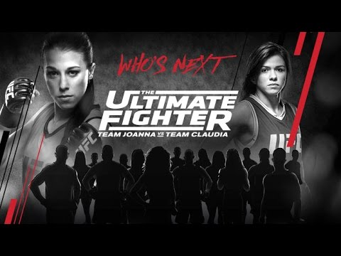 The Ultimate Fighter: Team Joanna vs Team Claudia - Ep. 2 Preview