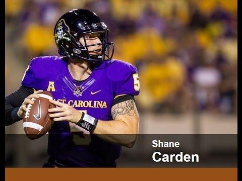 Best of Shane Carden Highlights video.