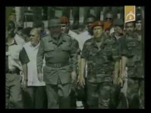 Fidel Castro recuerda a Chávez con