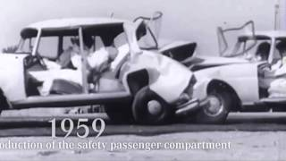 Mercedes-Benz - 125 years of automotive engineering innovations