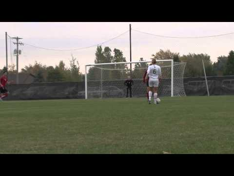 Alma College Women's Soccer - October 11, 2012
