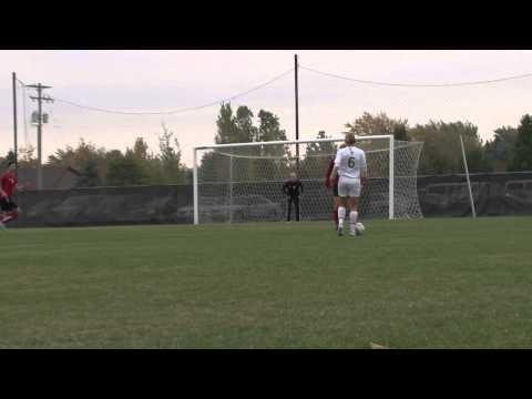 Alma College Women's Soccer - October 11, 2012