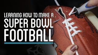 Video Learning How to Make a Super Bowl Football | HTME MP3, 3GP, MP4, WEBM, AVI, FLV Desember 2018