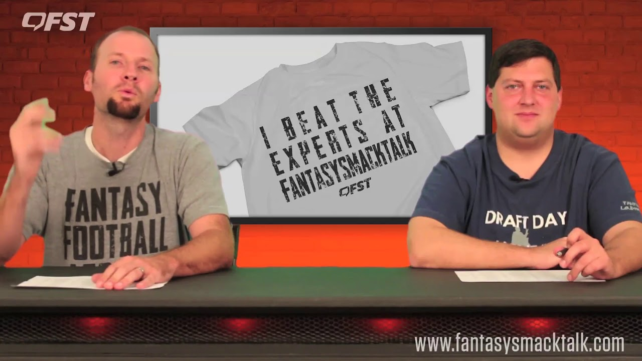 Fantasy Football: Week 5 Player Rankings thumbnail