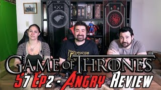 AngryJoe, Erica & Alex Review Game of Thrones! Season 7, Episode 2! Reddit References from this thread!