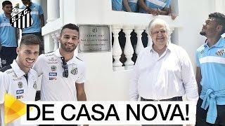O Santos FC segue investindo, cada vez mais, em suas categorias de formação! O Peixe inaugurou, no bairro de Vila Belmiro, a Casa Meninos da Vila, a nova ...