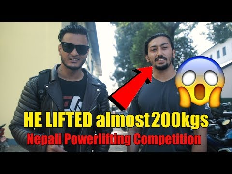 (Barbenders 2018: Some heavy lifting | Nepali Powerlifting Competition | Sushant Pradhan - Duration: 10 minutes.)