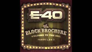 """E-40 """"They Point"""" ft. 2 Chainz and Juicy J"""