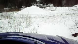 10. Tölzer Q-Riders Kymco UXV 500 Schnee trail ,,3´´